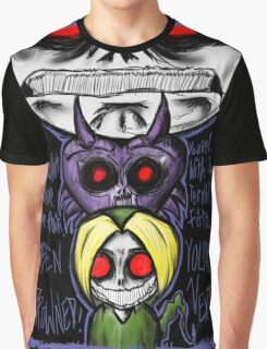 Ben Drowned #5 Graphic T-Shirt