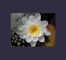 Perfect Water Lily, My Garden, Tumut, Australia. Unisex T-Shirt
