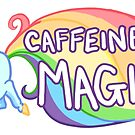 Caffeinie is MAGIC Unicorn  by Veronica Guzzardi