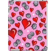 Hearts for Soot Sprites iPad Case/Skin