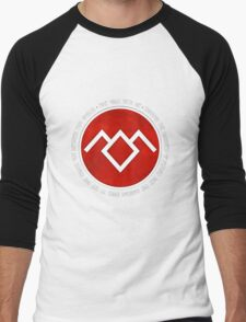 Twin Peaks - Fire Walk with Me Men's Baseball ¾ T-Shirt