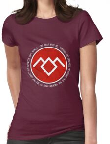 Twin Peaks - Fire Walk with Me Womens Fitted T-Shirt