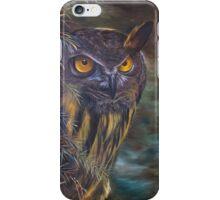 Eagle Owl iPhone Case/Skin