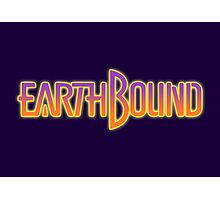 Earthbound Title Screen Photographic Print