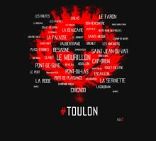 Toulon city Around the districts Unisex T-Shirt
