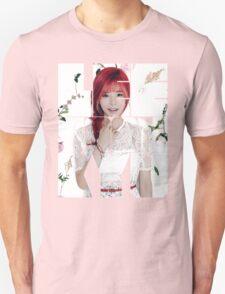 Girls' Generation (SNSD) Sunny Flower Typography T-Shirt