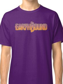 Earthbound Title Screen Classic T-Shirt
