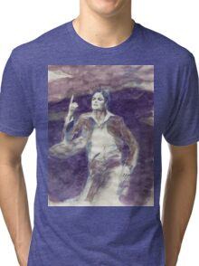 06 Higher source Tri-blend T-Shirt