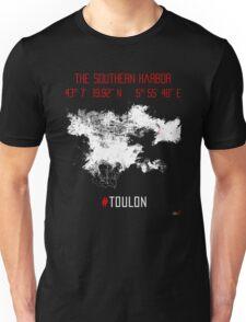 Toulon city Around the bay Unisex T-Shirt