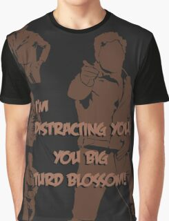Quotes and quips - turd blossom Graphic T-Shirt