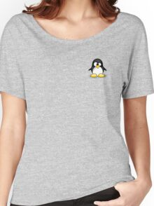 Cute Penguin Women's Relaxed Fit T-Shirt