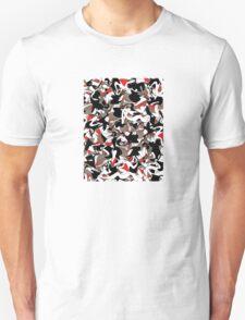 wasCrazy.camo T-Shirt