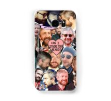 martin freeman beard collage Samsung Galaxy Case/Skin
