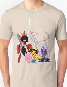 Steven Universe Meets Pokemon T-Shirt