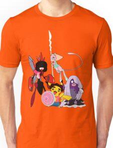 Steven Universe Meets Pokemon Unisex T-Shirt