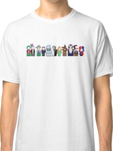 Rogues Gallery Classic T-Shirt