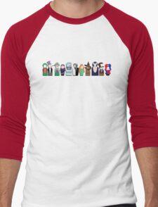 Rogues Gallery Men's Baseball ¾ T-Shirt