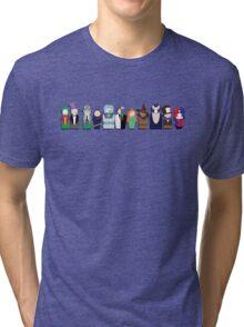 Rogues Gallery Tri-blend T-Shirt