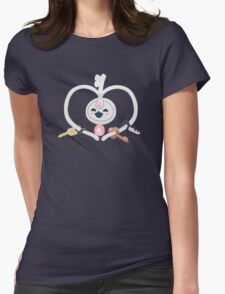 Klefki Womens Fitted T-Shirt
