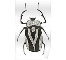 Bug Cute Cool Random Pretty Illustration Poster