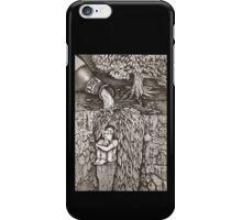 Beer Falls iPhone Case/Skin