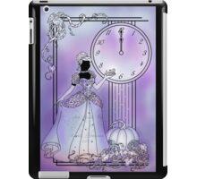 Silhouette Cinderella iPad Case/Skin
