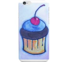 Cupcake Blues iPhone Case/Skin