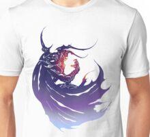 Final Fantasy 4 ds version logo Unisex T-Shirt
