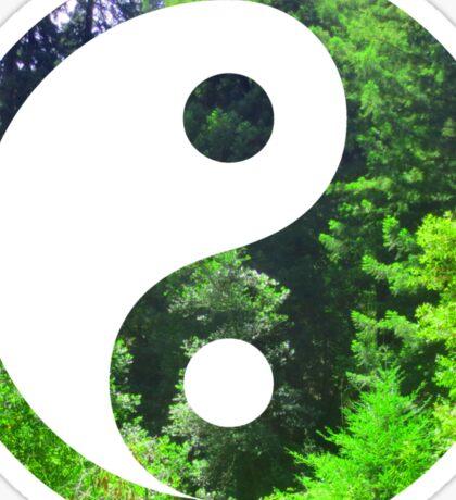 Tree Peace Sticker