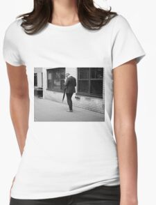 New York Street Photography 64 Womens Fitted T-Shirt