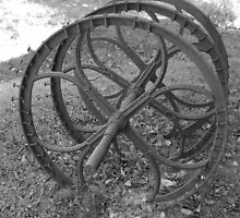 Old wheels by corrado