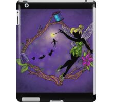 Silhouette Tinkerbell iPad Case/Skin