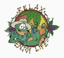 Relax enjoy Life One Piece - Short Sleeve