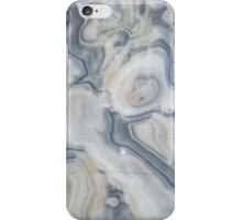 Blue Agate iPhone Case/Skin