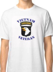 101st Airborne Vietnam Veteran -  iPad Case Classic T-Shirt