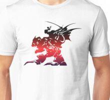 Final Fantasy 6 logo Unisex T-Shirt