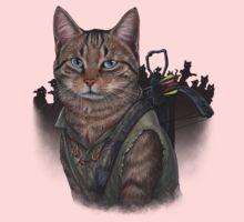 Daryl Dixon Cat Kids Tee