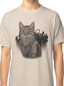 Daryl Dixon Cat Classic T-Shirt