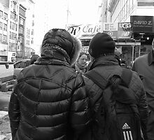 New York Street Photography 66 by Frank Romeo