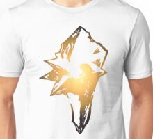 Final Fantasy 9 logo Unisex T-Shirt