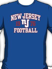 New Jersey Football T-Shirt