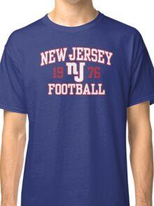 New Jersey Football Classic T-Shirt