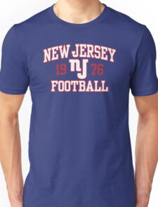 New Jersey Football Unisex T-Shirt
