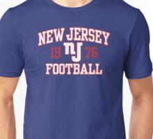 New Jersey Football Unisex T-Shirt