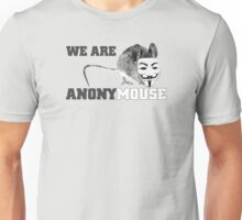 We are anonymouse - anonymous Unisex T-Shirt