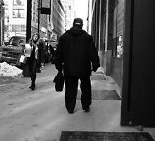New York Street Photography 68 by Frank Romeo