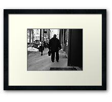 New York Street Photography 68 Framed Print