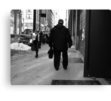 New York Street Photography 68 Canvas Print