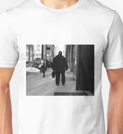 New York Street Photography 68 Unisex T-Shirt