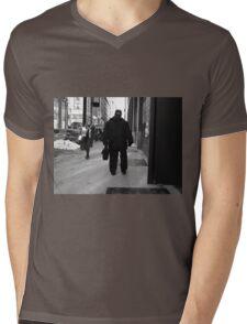 New York Street Photography 68 Mens V-Neck T-Shirt